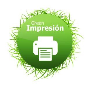 Administración Green Impresión